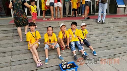 棒棒贝贝获APAR亚太青少年科技创新大赛一等奖